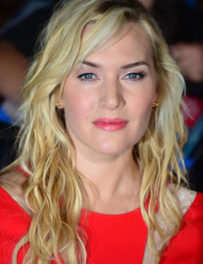 Kate Winslet was bullied for being over weight at school
