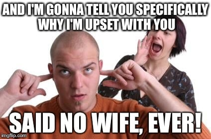 nagging wife meme