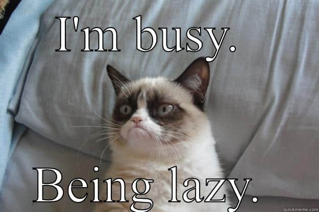 comebacks when people say they are too busy