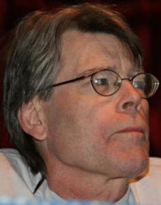 Some people consider Stephen King to be weird