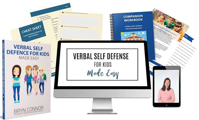 Verbal Self Defense Made Easy