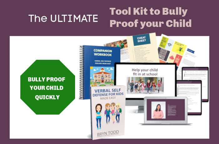 Ultimate Bully Proof Your Child Quickly